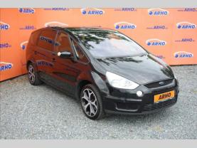 Ford S-MAX 2,0 TDCi 96KW,SERV.KN.PANORAMA