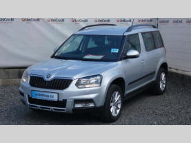 Škoda Yeti 2.0 TDI Ambition 4x4 Outdoor