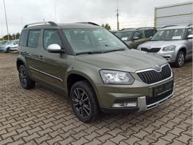 Škoda Yeti 1.4TSi-150PS-4x4-DSG-OUTDOOR-A